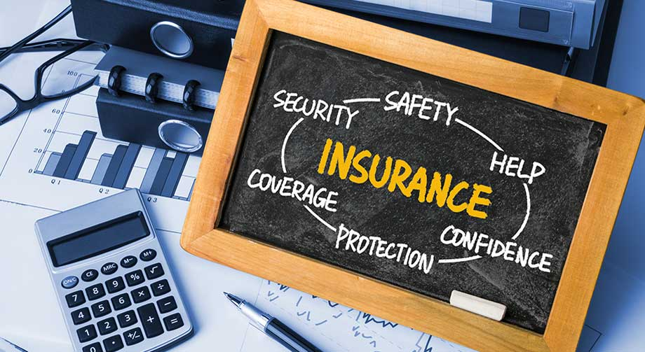 Insurance protects your family and your business